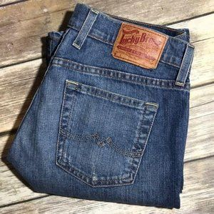 Lucky Brand Jeans Sweet N Low 6 28 Vintage